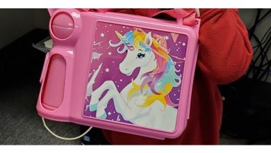 sublimation101 sublimate lunchbox children personalization project unicorn